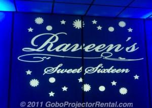 birthday_gobo_sweet_sixteen_rental_light