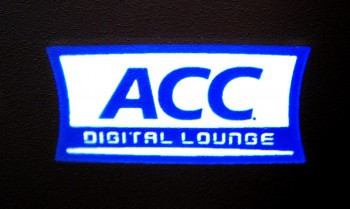 ACC Gobo Logo Light for College Basketball