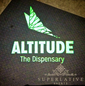 altitude dispensary lighting