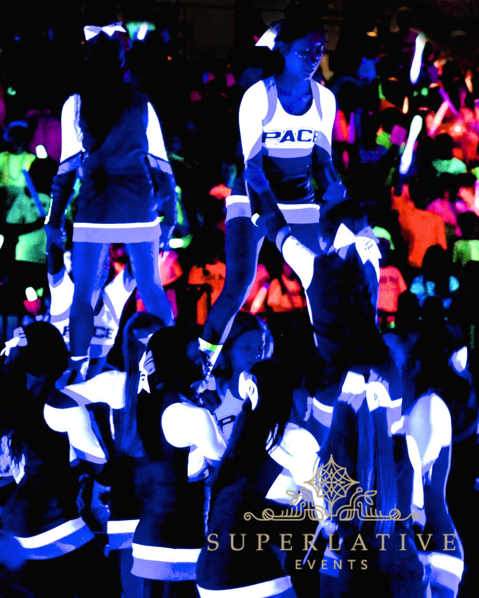Glow Pep Rally Amazing Black Light Pep Rally Ideas