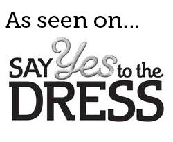 featured on say yes to the dress