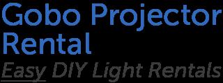 gobo projector rental logo
